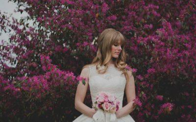 Vintage Pink Bridal Inspiration- {Monica}