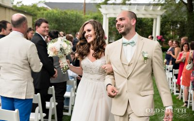 Romantic Pastel Wedding {Ashley & Daniel}