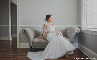 Vintage Glam Bridal Portraits