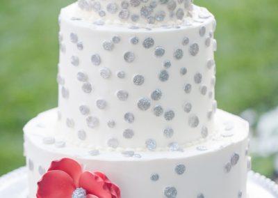 Wedding Cake Charlotte Wedding