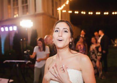 Charlotte Bride in Garden