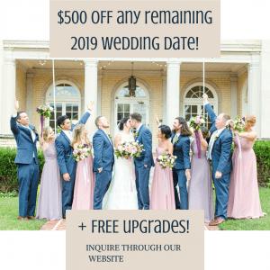Charlotte Wedding Deals