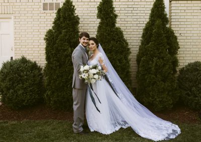Lina + Daniel Wedding